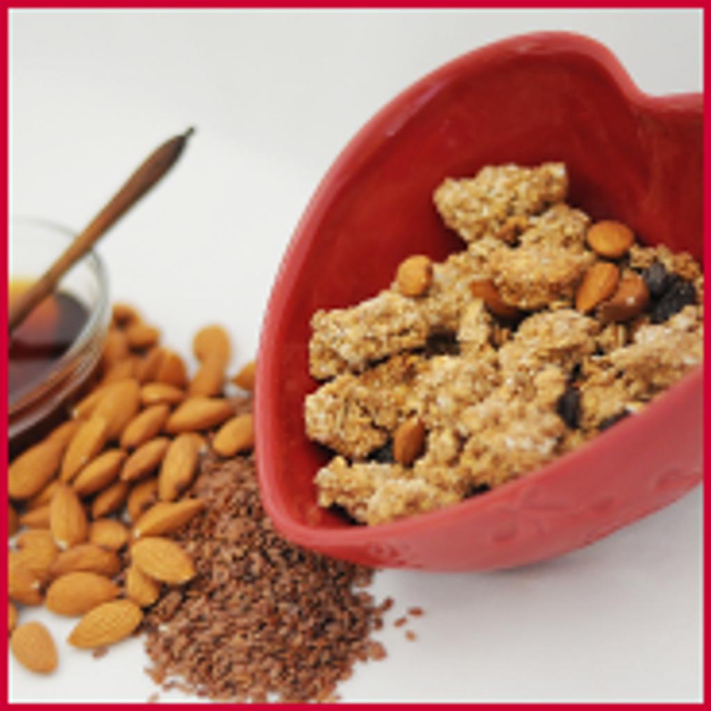 MICHAELENE'S Heavenly Organic Granola™     (best selling organic)