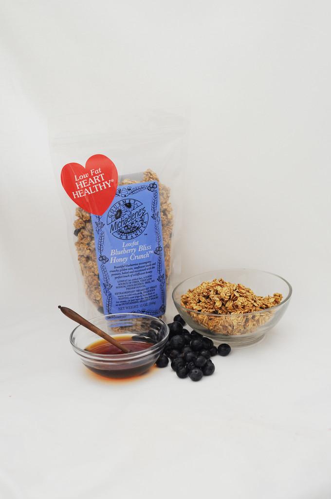 MICHAELENE'S Blueberry Bliss Honey Crunch™ (best selling heart healthy)