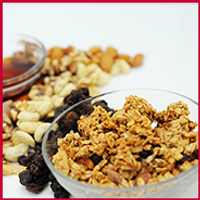MICHAELENE'S Honey Nutty-Raisin™ (diabetic friendly)