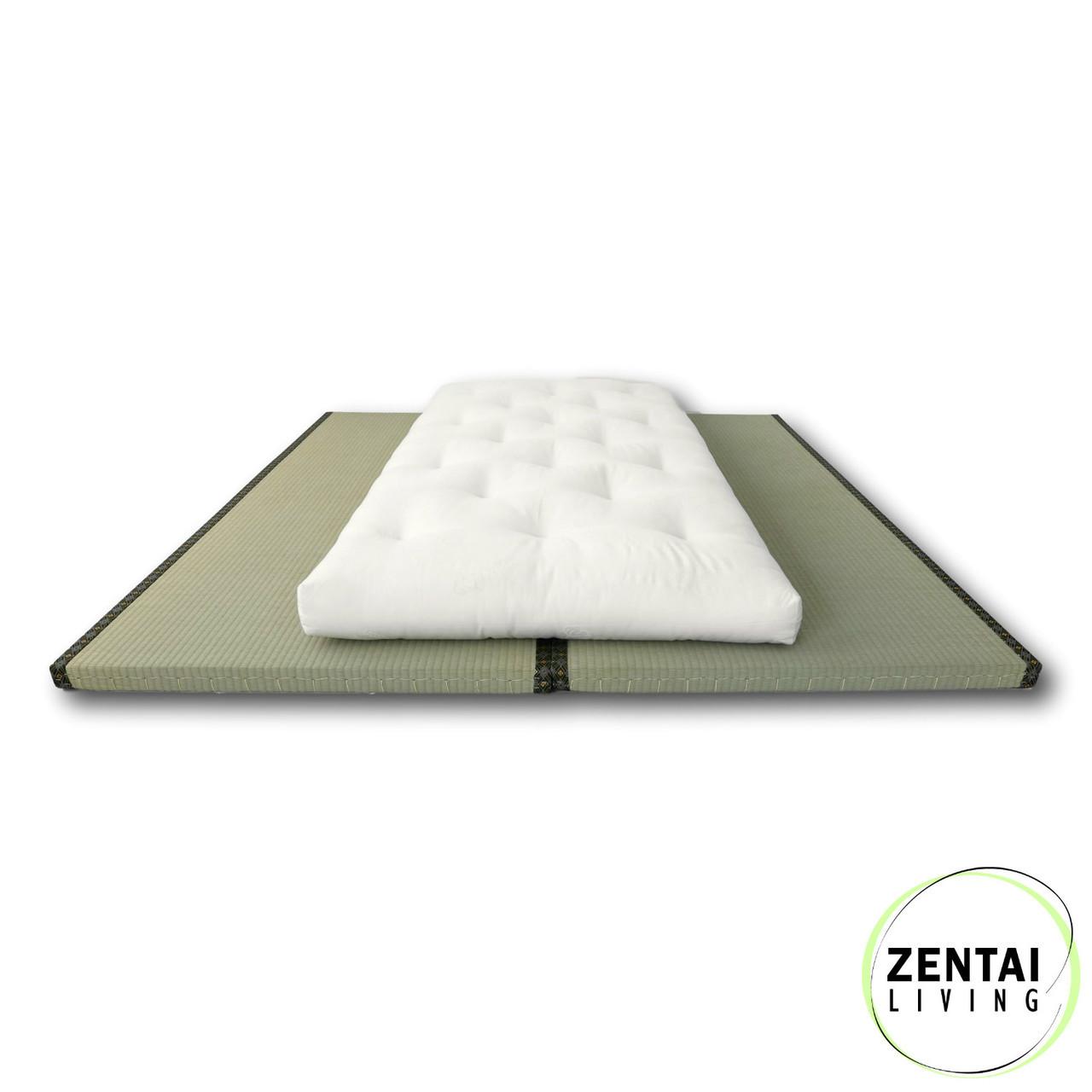 Tatami Futon futon mattress the basic 10 cm all cotton futon