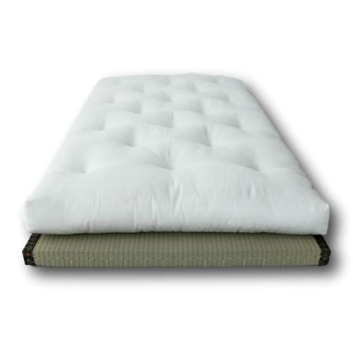 Tradional Plus Futon 10cm All Cotton With Tatami