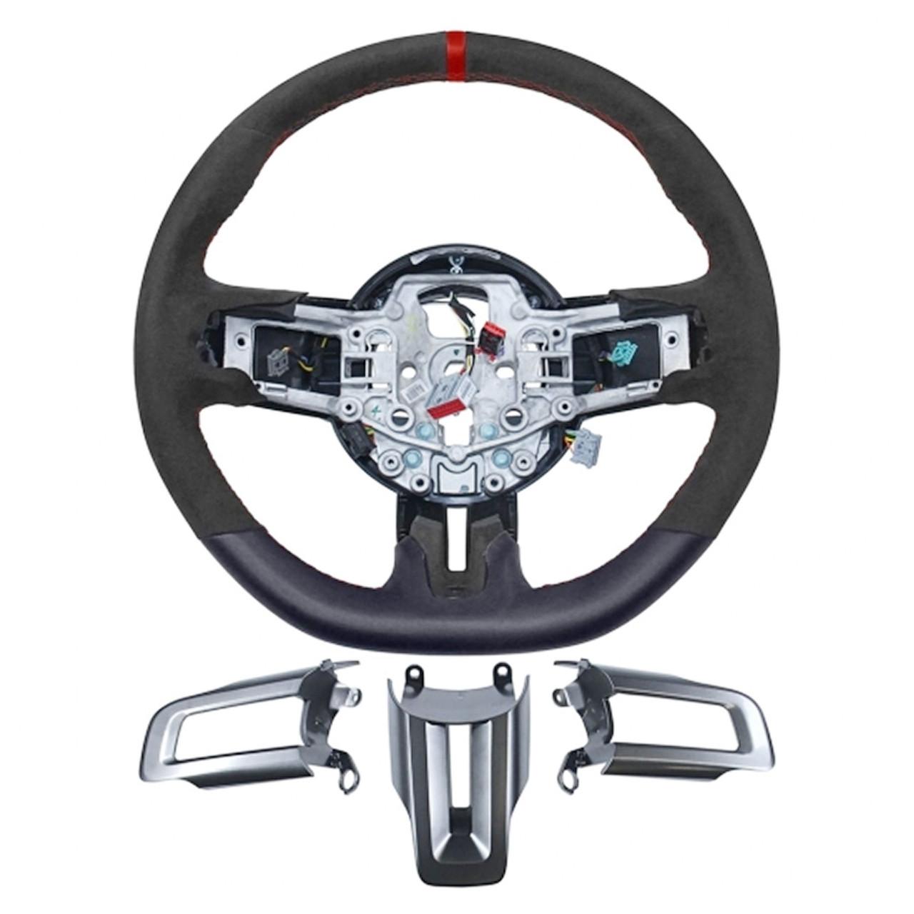 2015-2017 Mustang GT350R Steering Wheel Kit