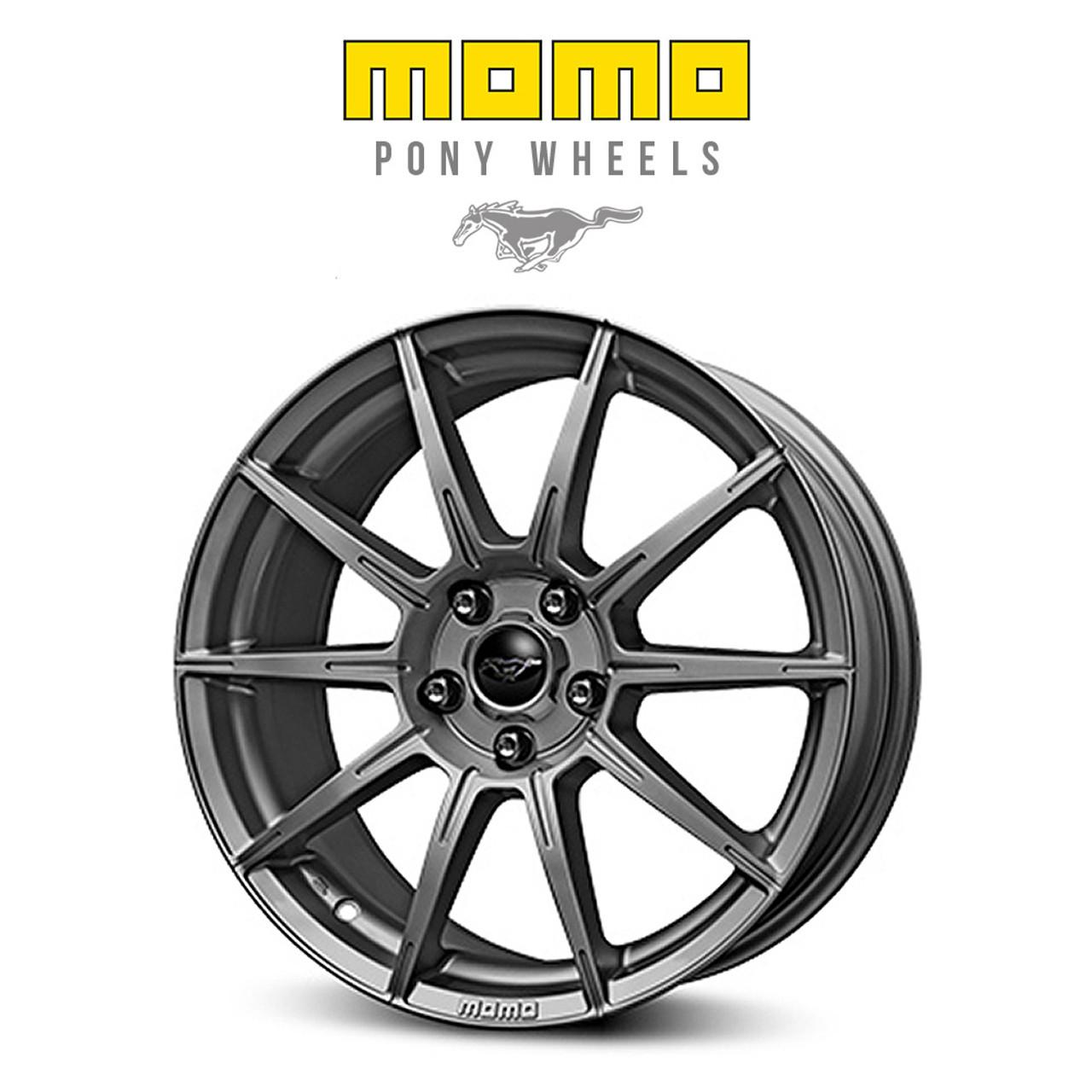 2015-2017 Mustang Herrod MOMO Pony Wheels