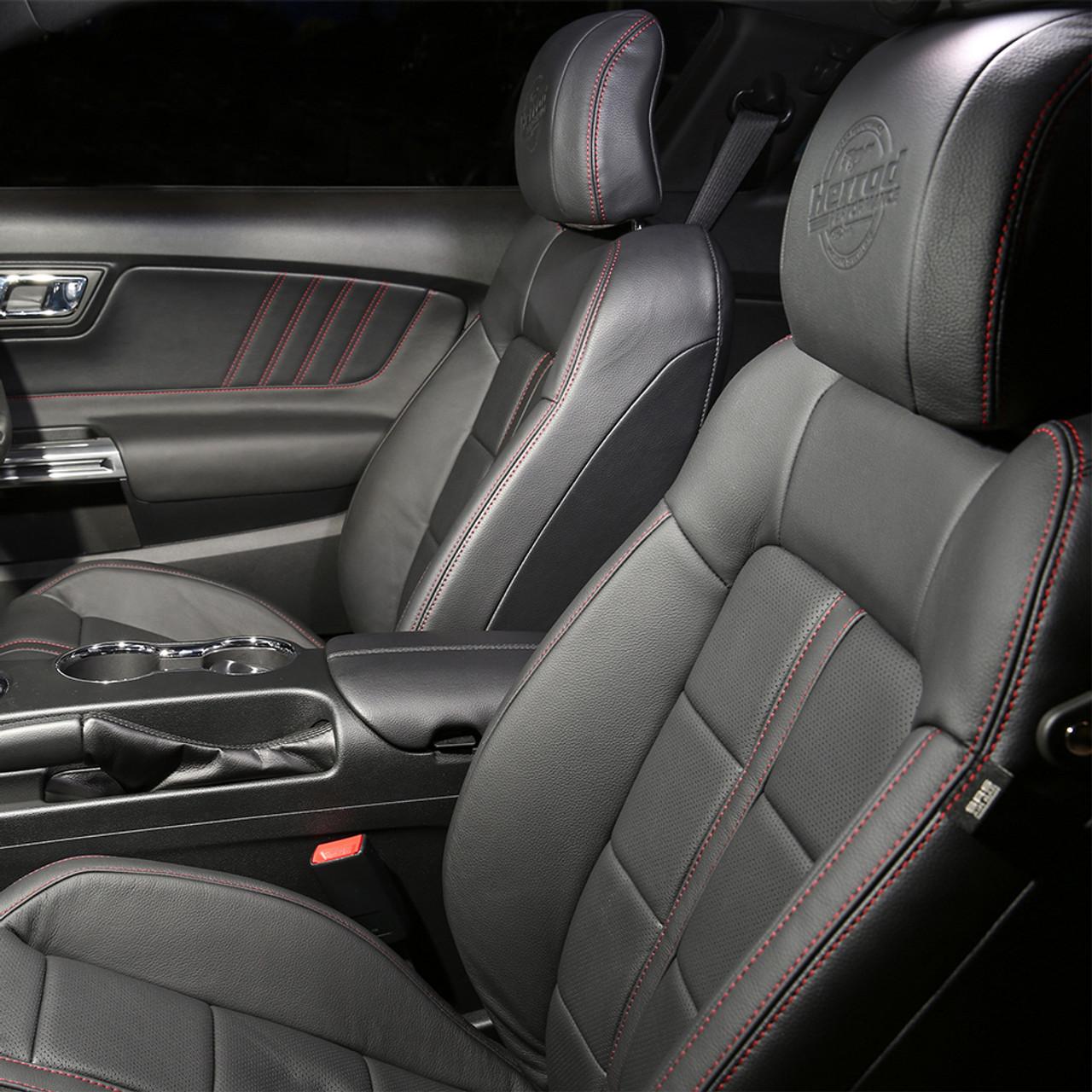 Herrod Performance Seat Skins & Interior Trim