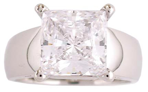 Stunning Princess Cut Stone