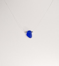 Petite Cobalt Glass Illusion