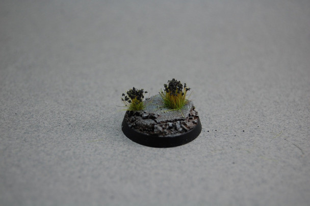 Self-Adhesive Static Grass Tufts - 2-6mm Plagued Flowers