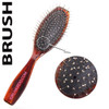 Magic Anti Static Wig Brush * must have!