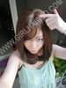 #6104 MEDIUM LENGTH PREMIUM SKIN WIG ULTRA SOFT KOREAN STYLE