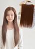human hair hair extension very long 50cm~60cm