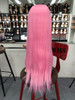 Baby pink Long wig new arriVals