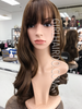 #7611 230 soft brown colour skin wig new arrivals