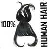 100% HUMAN HAIR TUTU BANGS (NEW VERSION-NICER)