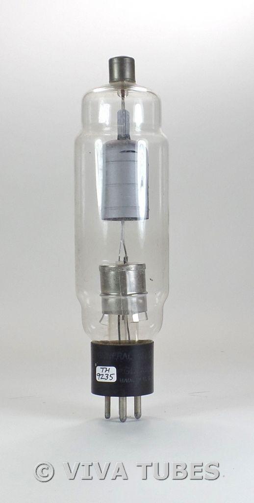 GE USA GL-8020 [100R] Grey HAM Power Tube Vacuum Tube