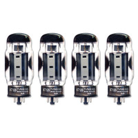 Brand New In Box Matched Quad (4) Tung-Sol Reissue KT120 / KT-120 Vacuum Tubes