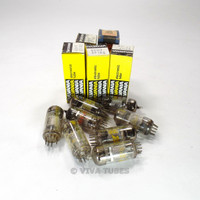 Lot of Type 6EH7 - 13 Untested, Vintage, Boxed/Loose Vacuum Tubes
