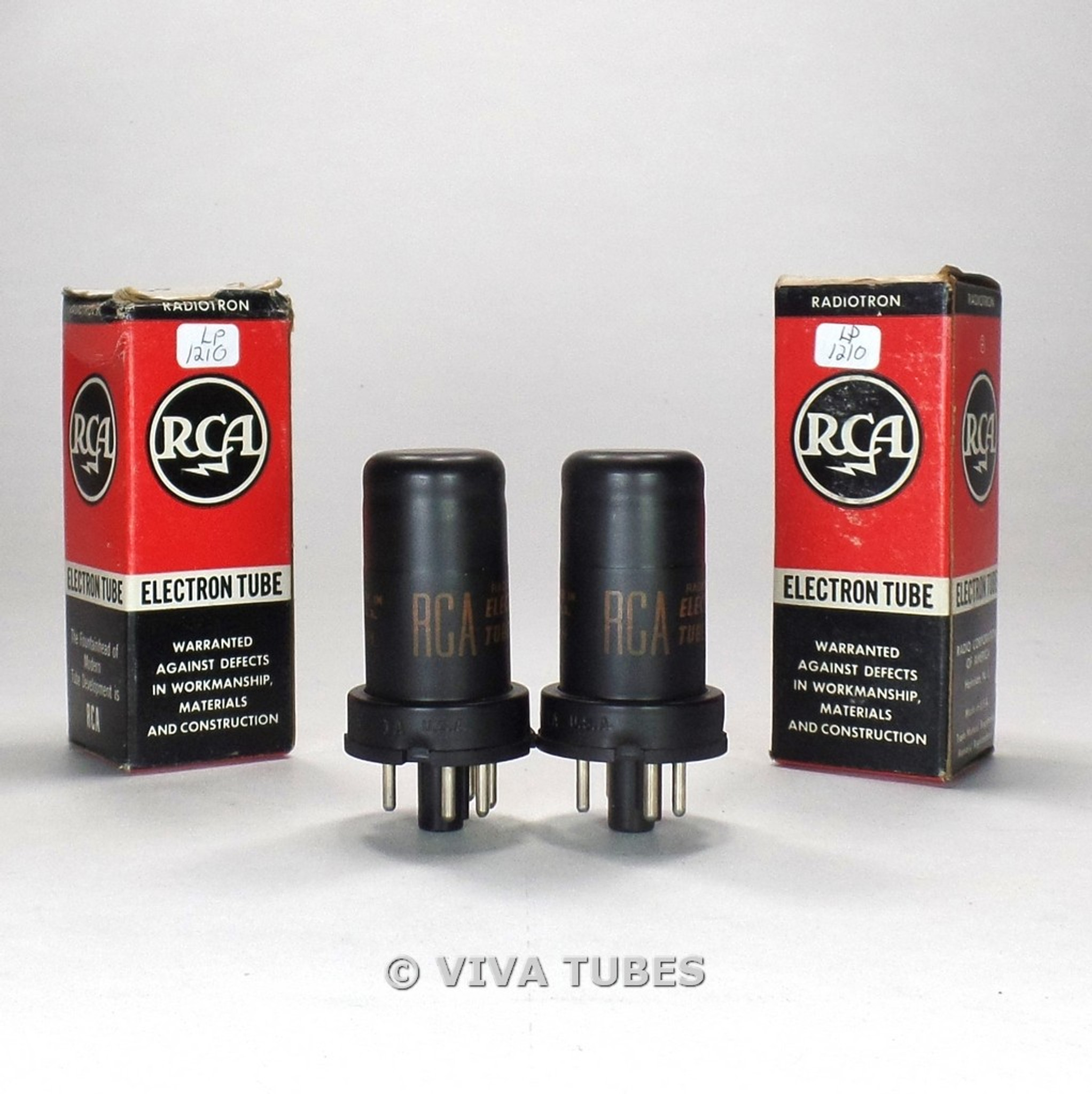 Dating rca tubes