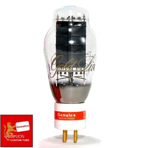 Brand New In Box Genalex Reissue PX300B / 300B GOLD PIN Vacuum Tube
