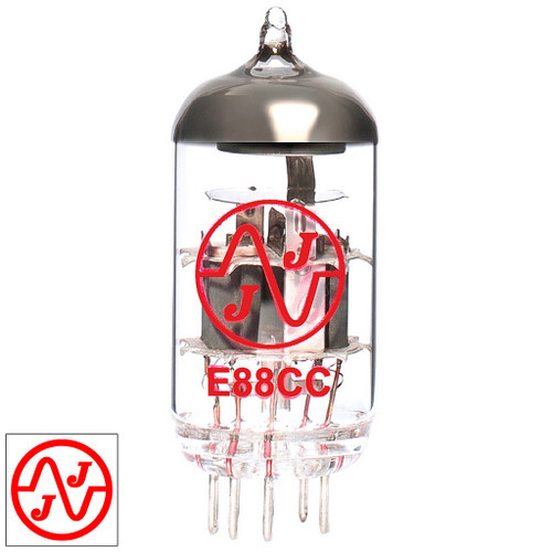 JJ 6922 / E88CC / 6DJ8 / ECC88 Gain Tested Vacuum Tube - Brand New