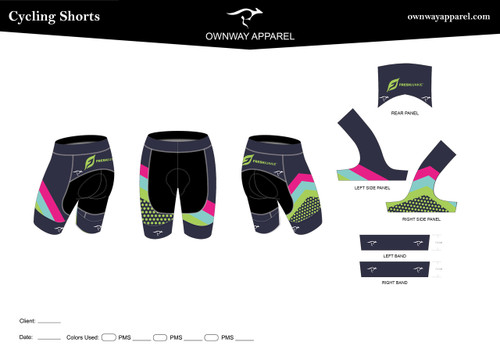 Fresh Junkie Cycling Shorts