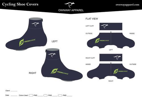 Fresh Junkie Winter Cycling Shoe Covers