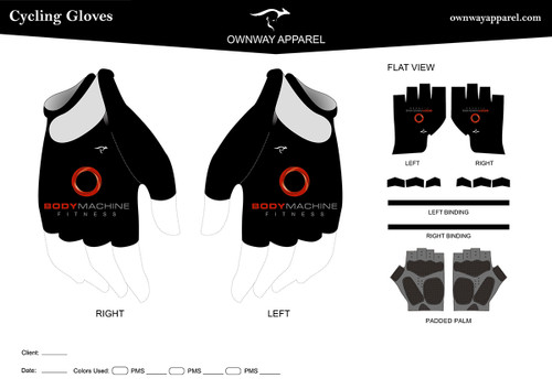 BMF Summer Cycling Gloves