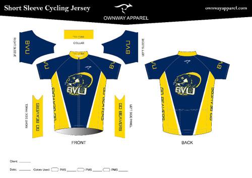 BVU Short Sleeve Jersey
