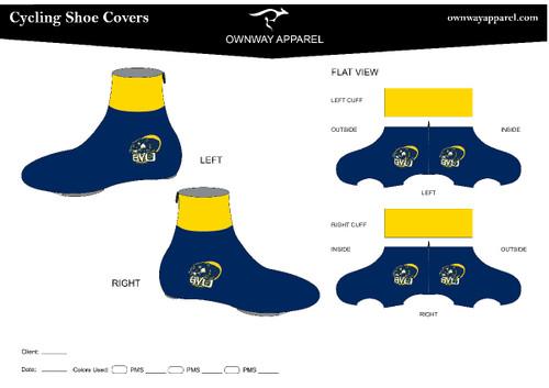 BVU Summer Shoe Covers
