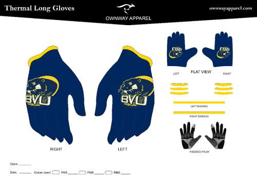 BVU Thermal Gloves