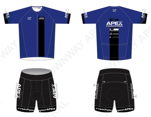 APEX Coaching PRO Sleeved Tri Top