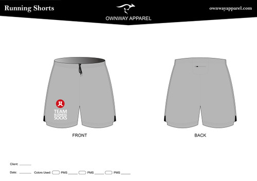 CANNELLA Running Shorts