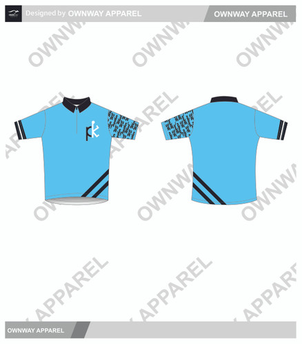 Kyle-Pease Short Sleeve Polo Shirt