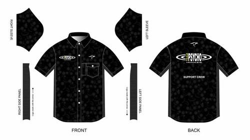 Psycho Support Crew Mechanic Shirt