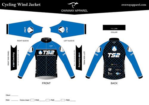 TS2 Blue Wind Jacket