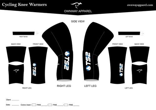 TS2 Knee Warmers