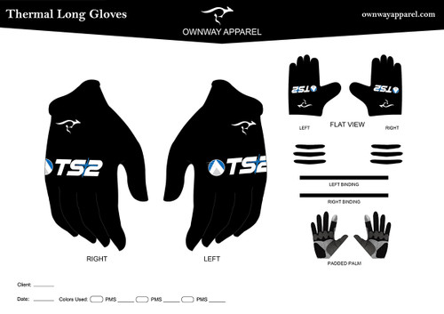 TS2 Thermal Gloves