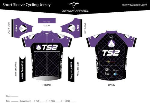 TS2 Purple Sleeve Jersey