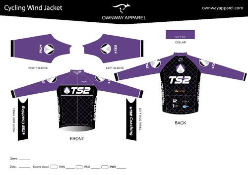 TS2 Purple Wind Jacket