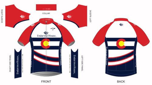 Endurance House Short Sleeve Cycling Jersey