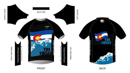 Endurance House Running Shirt