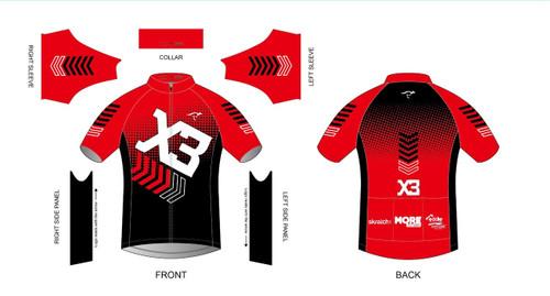 X3 Short Sleeve Jersey