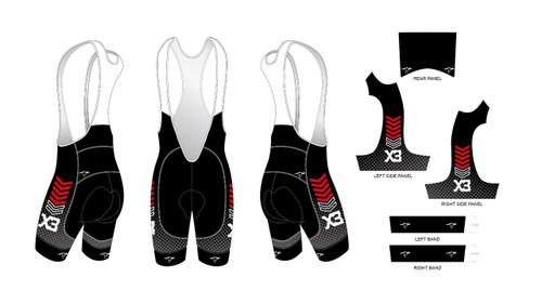 X3 Bib Shorts
