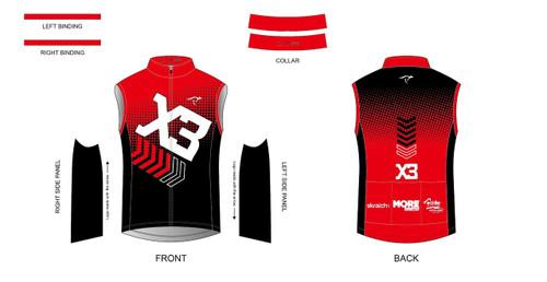 X3 Cycling Wind Vest