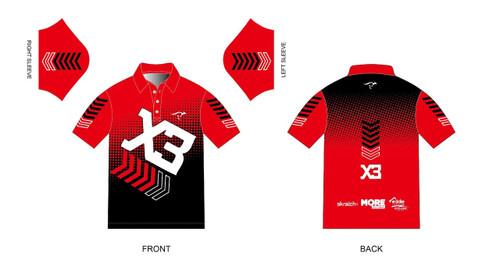 X3 Short Sleeve Polo Shirt