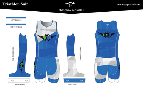 Fly Tri Tri Suit