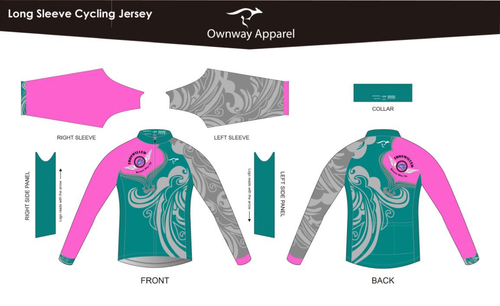 Iron Willed Long Sleeve Jersey