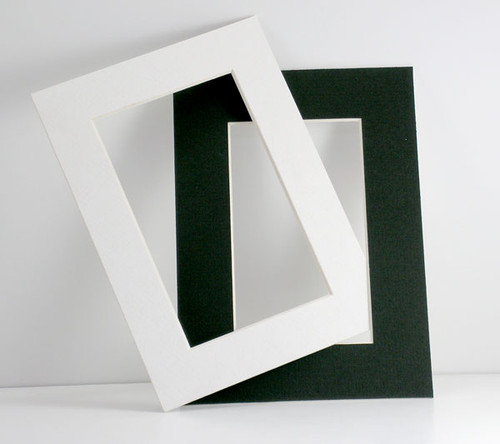 """12x16 Single 25 Pack (For Digital Sizes) (Conservation) - includes mats, 1/8"""" Acid-Free Foamcore backing, sleeves and tape!"""