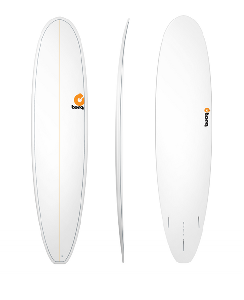 "8'0"" TORQ MINI LONGBOARD NEW SURFBOARD"