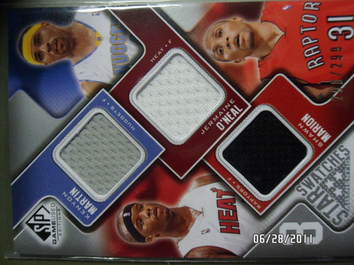 2009-10 SP game used edition tin 1704