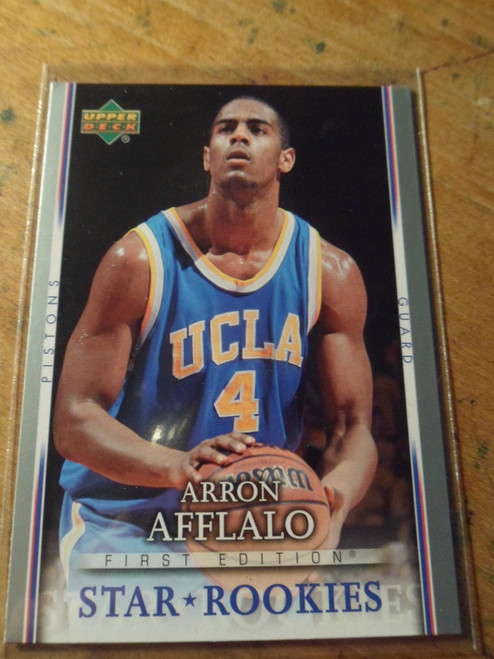 Aaron Afflalo - star rookie